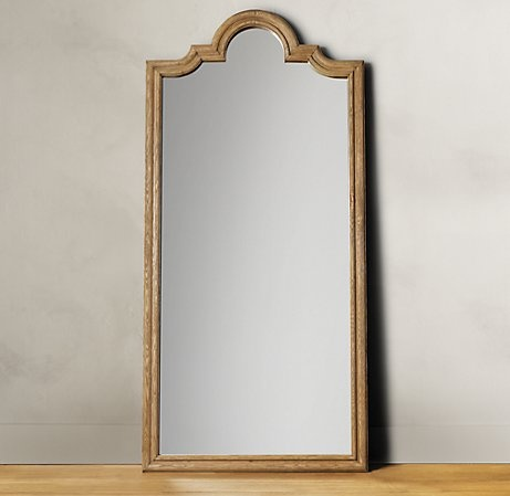 1000 images about home floor mirrors on pinterest for Miroir 110 x 90