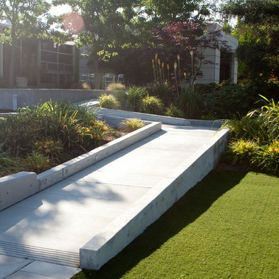 22 best ramps images on pinterest landscape architecture for Garden design for disabled