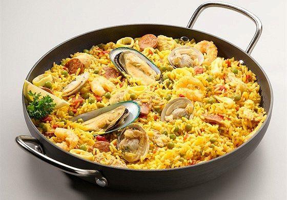 Испанская паэлья рецепт – испанская кухня: основные блюда. «Афиша-Еда»