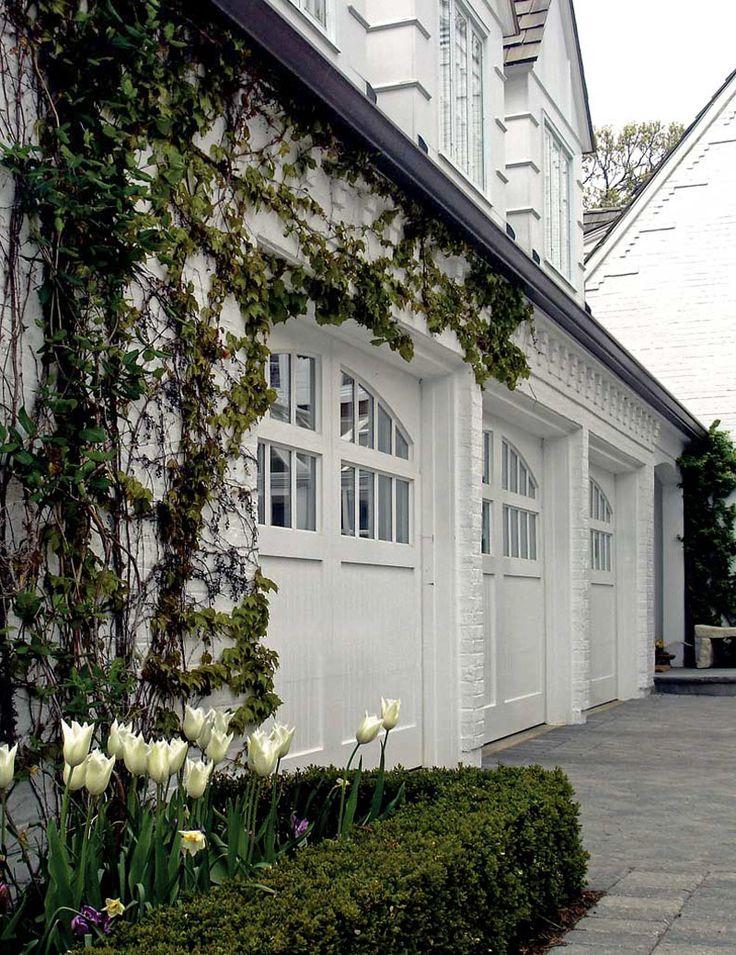 157 best garage doors images on pinterest exterior. Black Bedroom Furniture Sets. Home Design Ideas