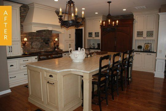 17 best ideas about old world kitchens on pinterest old for Entertaining kitchen designs