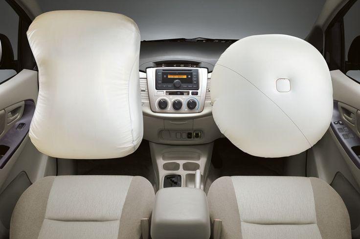 Kijang Innova New E Bensin & Diesel Interior 5
