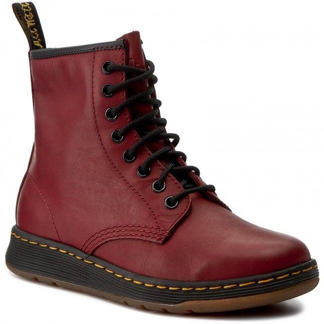 Turistická obuv DR. MARTENS - Newton 21856600 Cherry Red