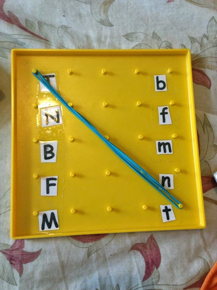 Prepping for the Primary Gridiron: Pinspired - Geoboard Matching (can be used for number sentences, shapes, synonyms, antonyms, telling time, and SO much more!!!)