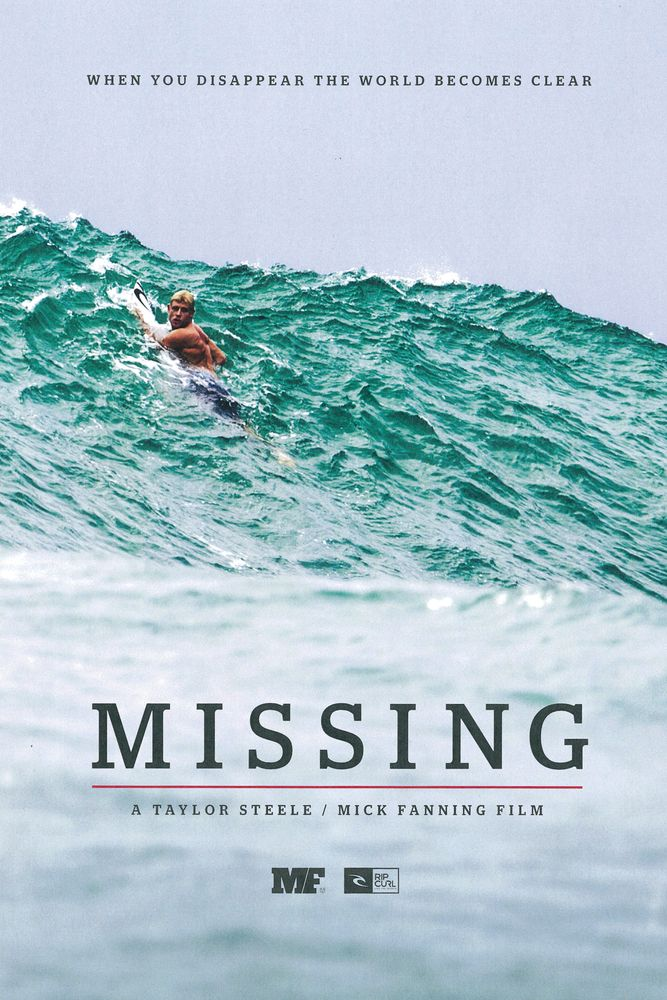 Surfer Mick Fanning went MISSING with surf film director Taylor Steele for 21 days.They made a surf film; Africa to Ireland, taking in Indonesia and Panama