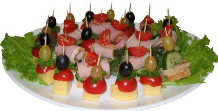 бутерброды канапе фото: 19 тыс изображений найдено в Яндекс.Картинках