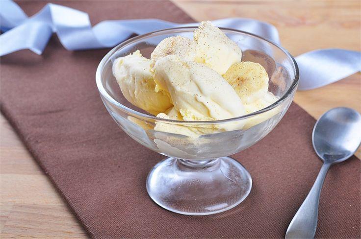 Lody bananowe - jak zrobić? Przepisy na ciasta i desery WINIARY