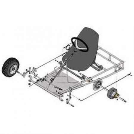 Vw Trike Frame Kits