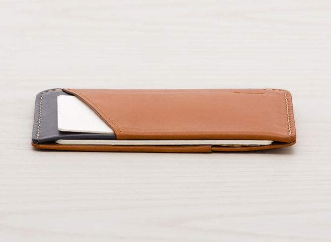 Micro Sleeve - Slim Leather Wallets by Bellroy