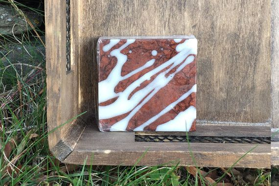 Peppermint Patty Scented Soap With Optional Natural Loofah - SLS-FREE Seasonal Blends Collection