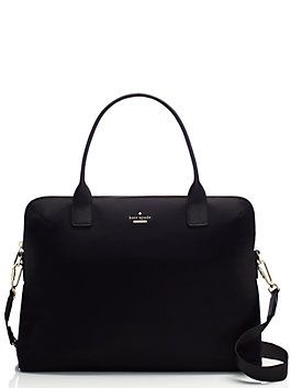 Perfect Kate Spade Lap Top Bag for Law School. Stylish & Sophisticated.