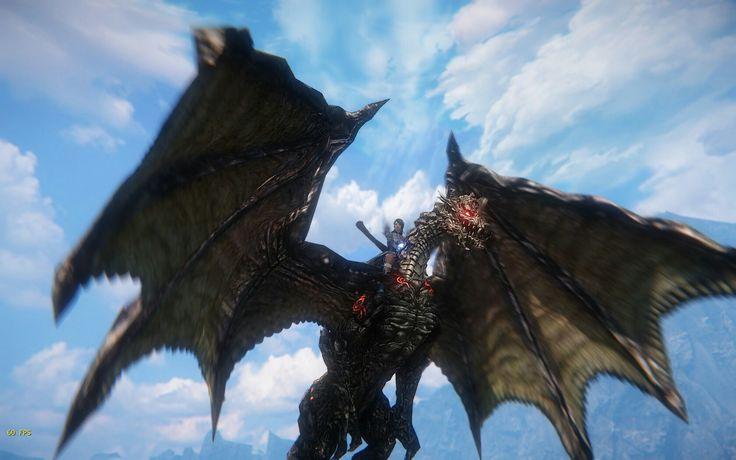Riders of Icarus - Vulkanus