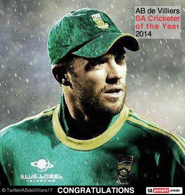 Have an actual conversation with my favourite cricketer AB de Villers