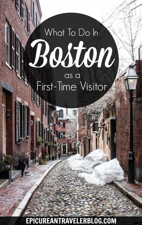Things to see, do and eat in Boston! If you are visiting Boston for the first time, this list is for you. Get your travel tips today at http://EpicureanTravelerBlog.com!