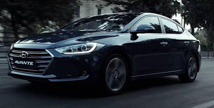 Hyundai Elantra Vi >> 2017 Hyundai Elantra exterior, side view | Cool Cars | Pinterest | Sedans, Engine and Vehicle