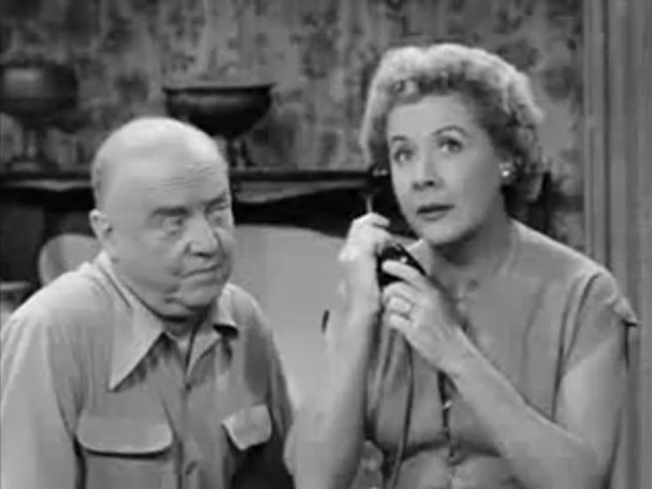 10 Famous Duos Who Couldn't Stand Each Other - Vivian Vance and William Frawley