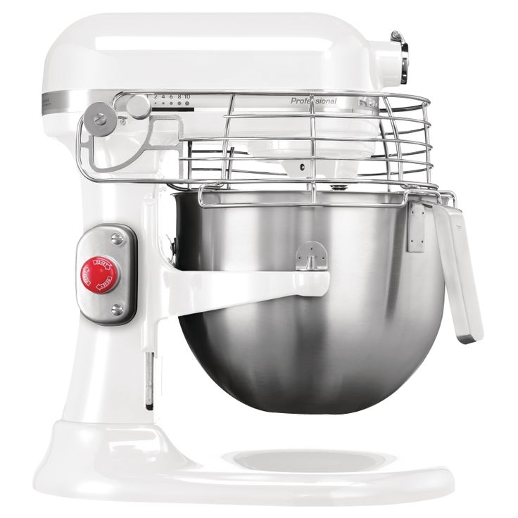 KitchenAid Professional Mixer White - CB575