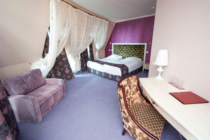 Et meget fint 4stjernet hotel i Sv. Konstantin & Elena, Bulgarien, med wellness muligheder