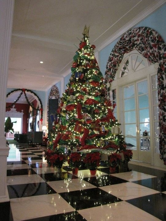Greenbrier at Christmas | Holiday Cheer | Pinterest | The ...