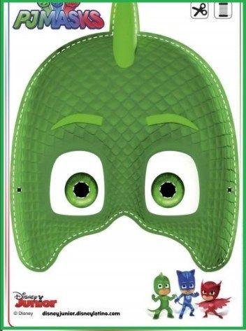 Imprimibles Héroes en Pijamas - Moldes Heroes en Pijamas - Ideas adornos Pj Masks - MOldes pj Masks -mascaras pj Masks