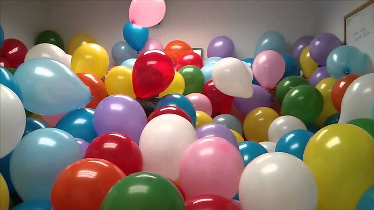 Epic Balloon Office Prank