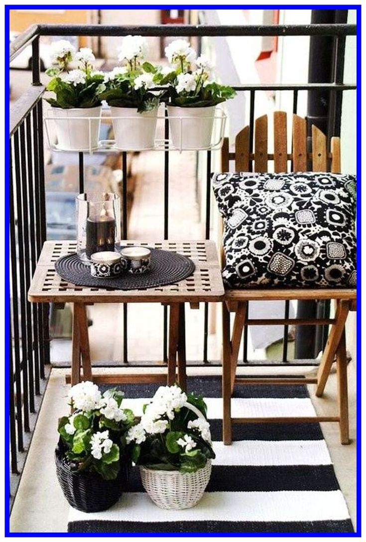 36 reference of balcony aesthetic decorating ideas in 2020 apartment patio decor balcony on christmas balcony decorations apartment patio id=75457