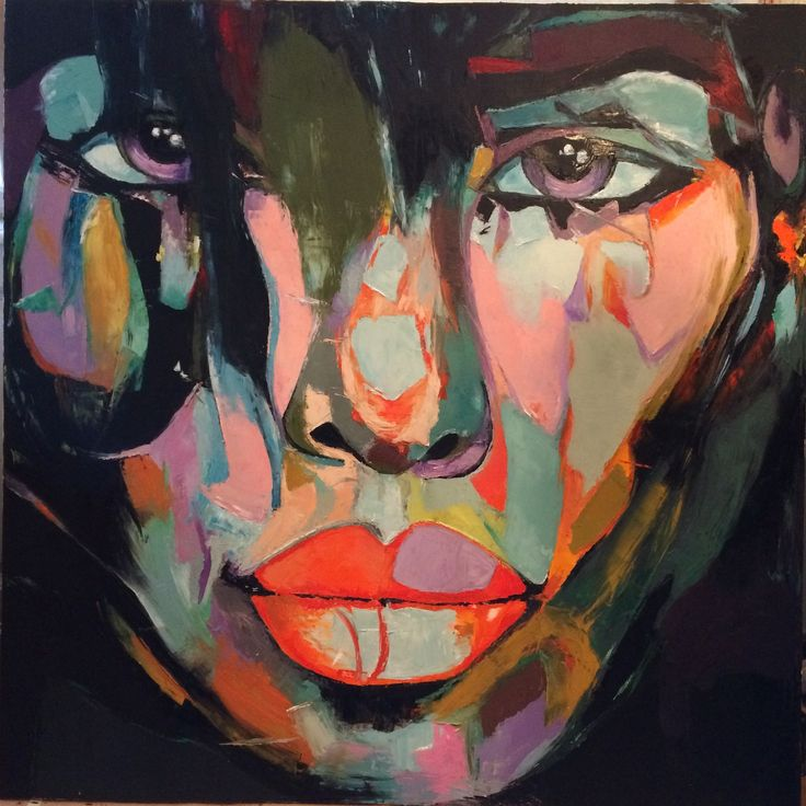 130x130 oil canvas