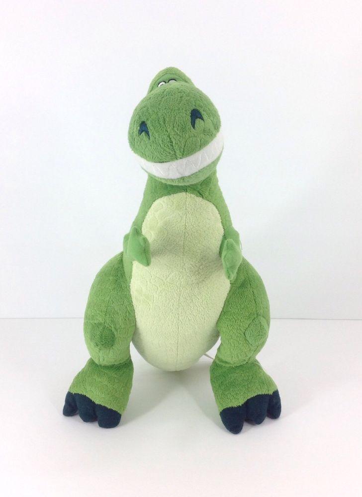 Disney Pixar Kohls Cares Toy Story Rex 14 Plush T Rex Dinosaur