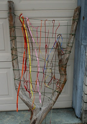 five weaving projects