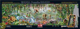"""""""#Puzzle Vida Salvaje (33600 piezas) Pincha para ver el puzzle en detalle…"""