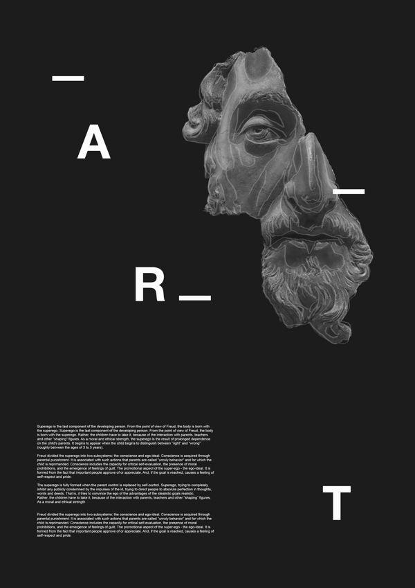 RE 3 Magazine by Ignat Makoto , via Behance