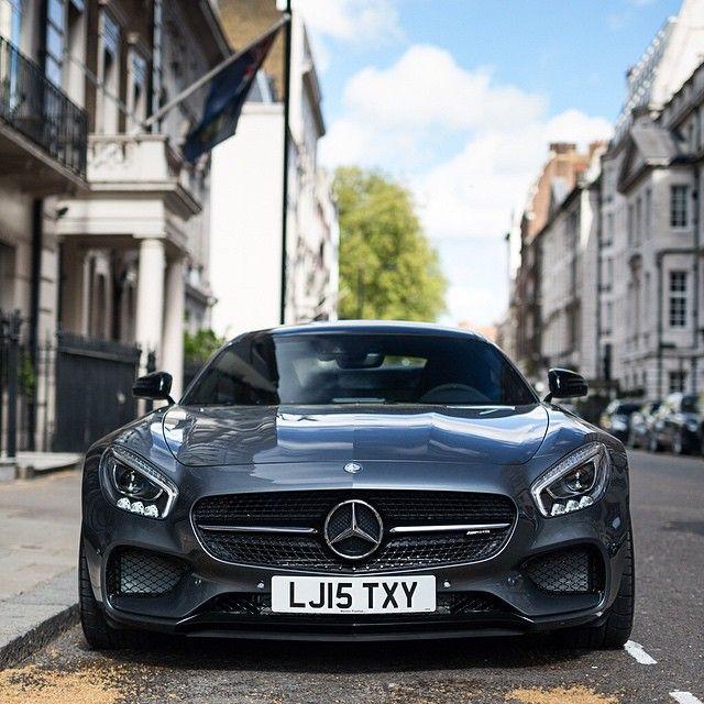 Mercedes-Benz AMG GTs (Instagram @alexpenfold)