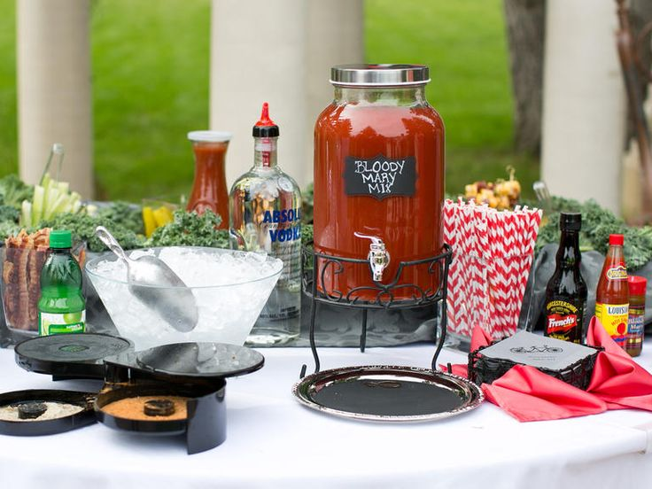 10 Brilliant Ways To Serve Brunch At Your Wedding