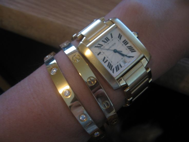 Cartier watch owners: please show us your watches... - PurseForum