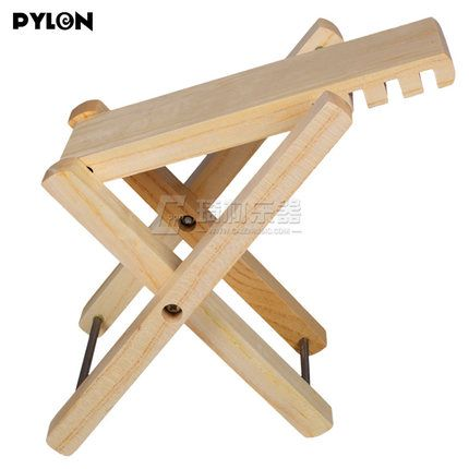 Pylon Guitar Solid Wood Foot Stool Footstool Foot Rest #Affiliate