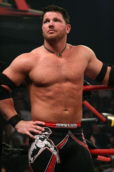 AJ Styles (AJ Styles) played by JayJay. AJ is new to the circus, he has trouble controlling his Incucus powers when stressed. He doesn't talk about his past.