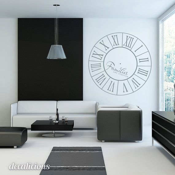I love this, but might put in the kitchen. Different take on the traditional wall clock