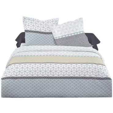 17 meilleures id es propos de housse de couette 260x240. Black Bedroom Furniture Sets. Home Design Ideas
