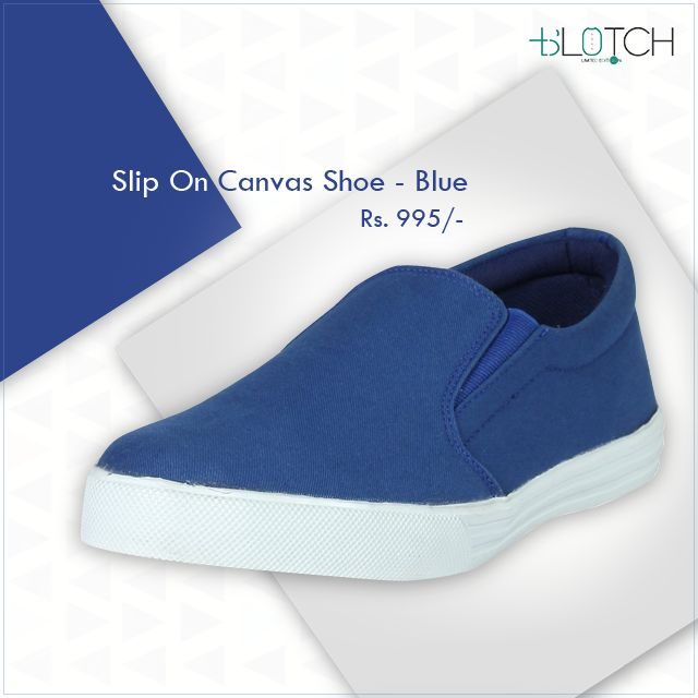 Add on some pace to your casual look with these slip on shoes from the house of blotchwear collection.  #BlotchWear #SlipONShoes #MenShoes #FashionForMen #Mensapparel #MensFashion