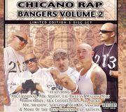 Chicano Rap Bangers, Vol. 2 [CD] [PA]