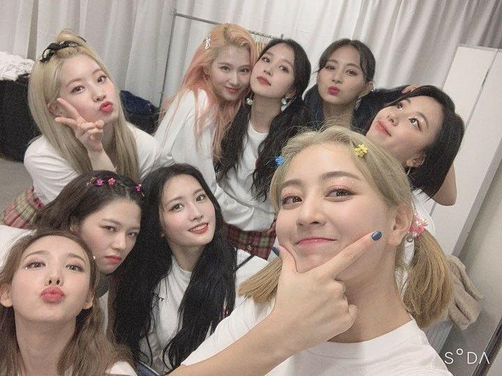 Idk You Yet Happy Anniversary Twice Twice Group Twice Kpop Girls