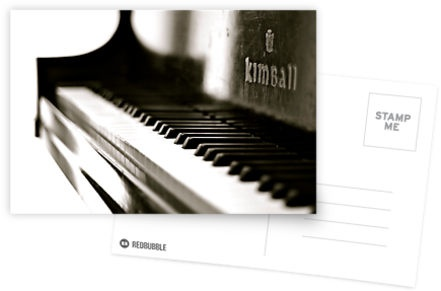 Kimball Piano by Speculum Anima Photography