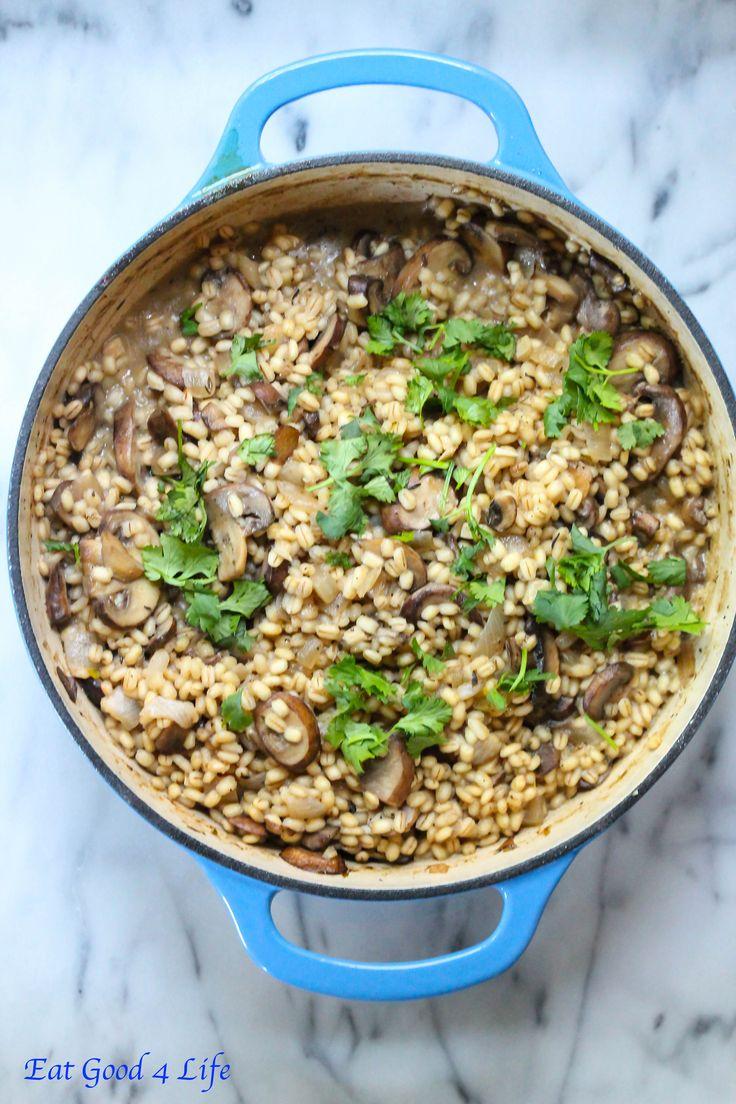 barley-mushroom-risotto
