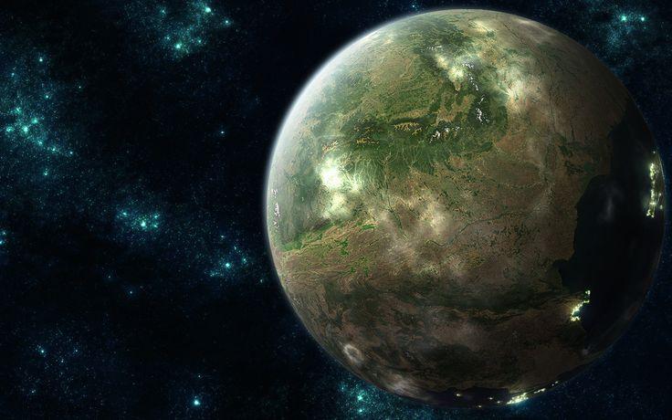 A Nice Planet by Xna.deviantart.com on @DeviantArt