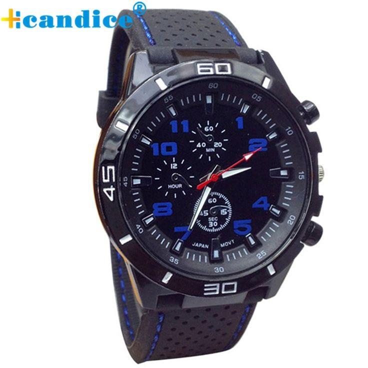 0.38$  Buy here - http://alir4z.shopchina.info/go.php?t=32809647186 - Watch Relogiorelogio feminino 2017 watch men  Military Watches Sport Wristwatch Silicone Fashion Hours  Clock 17apr25  #aliexpresschina