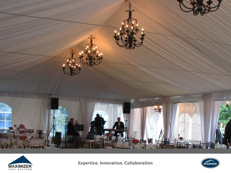 Frame Tent Liners u0026 chandeliers & 41 best Liners u0026 Swags--oh my! images on Pinterest | Tent Tents ...