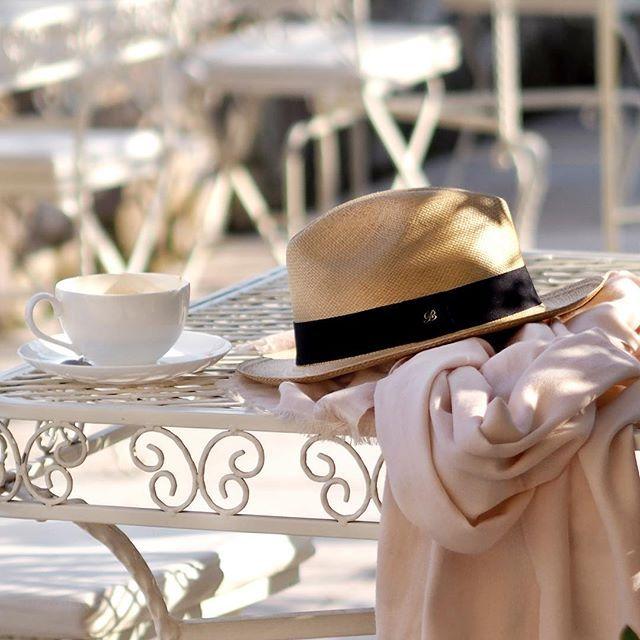 Waiting for summer! #pleasecomesoon #summer #panamahat #balmuir