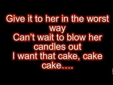 Rihanna Feat Chris Brown Birthday Cake Remix Lyrics