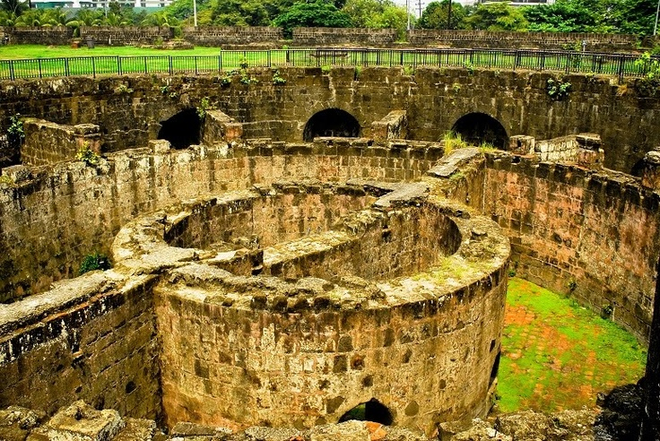 """Baluarte de San Diego - one place inside the Walled City where we use to """"tambay"""""""