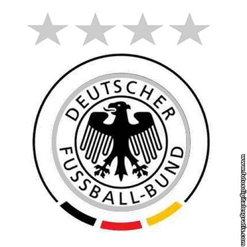 Resultado de imagen para escudo de futbol de alemania
